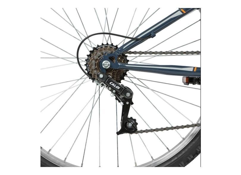 Bicicleta Caloi 21 Marchas Aro 26 Freio V-Brake Montana 2018