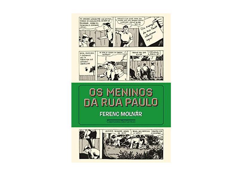 Meninos Da Rua Paulo - Ferenc Molnár - 9788535928464