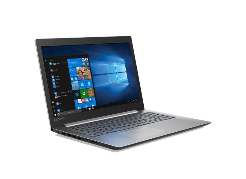 "Notebook Lenovo IdeaPad 300 Intel Core i3 7020U 7ª Geração 4 GB de RAM 1024 GB 15.6 "" Windows 10 IdeaPad 330"