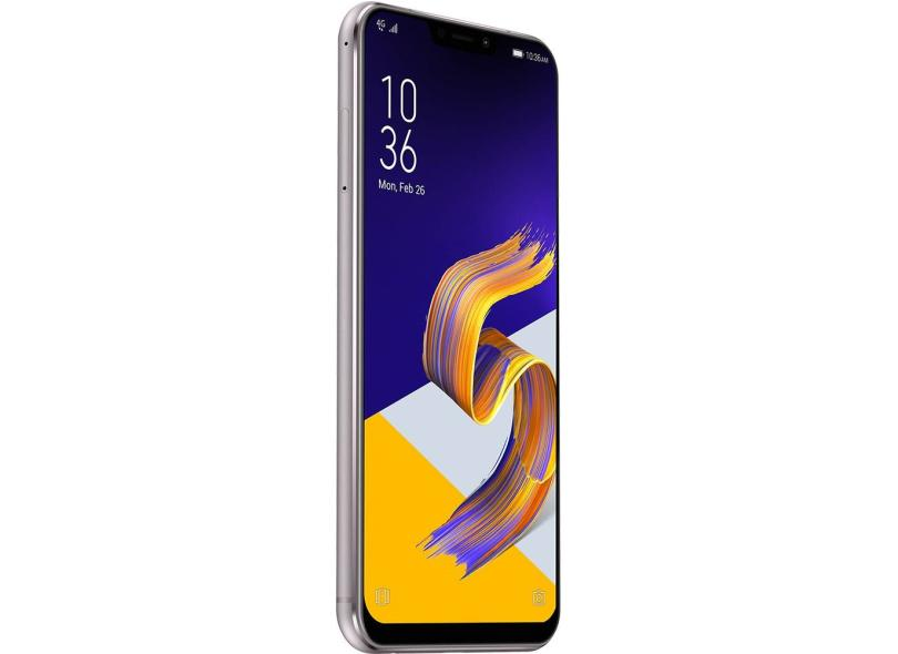 Smartphone Asus Zenfone 5 ZC600KL 128GB 12.0 MP 2 Chips Android 8.0 (Oreo) 3G 4G Wi-Fi