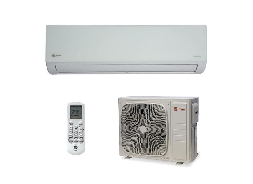 Ar-Condicionado Split Hi Wall Trane 18000 BTUs Inverter Controle Remoto Frio 4MYW1618C100BAR / 4TYK1618C100BAR