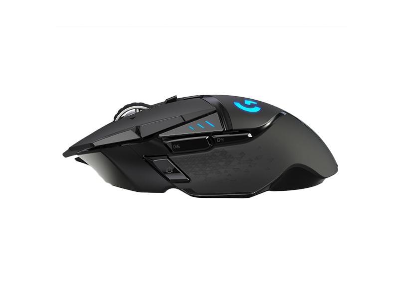 Mouse sem Fio G502 Lightspeed - Logitech