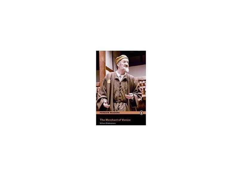 The Merchant Of Venice - Penguin Readers - William Shakespeare - 9781408289563
