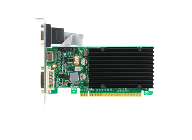 Placa de Video NVIDIA GeForce 210 1 GB DDR3 64 Bits EVGA 01G-P3-1313-KR