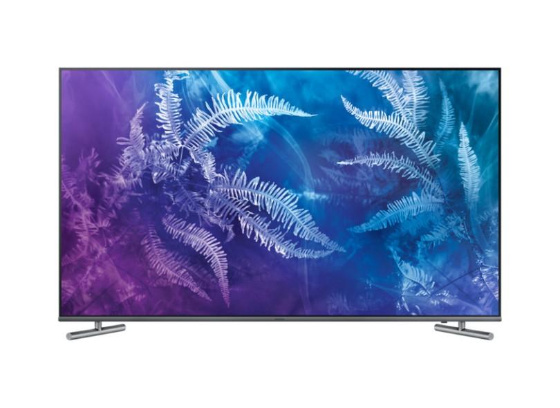 "Smart TV TV QLED 55"" Samsung Q6F 4K Netflix QN55Q6FAMG 4 HDMI"