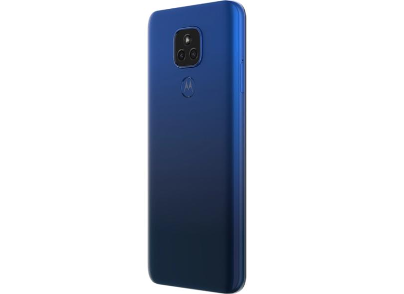 Smartphone Motorola Moto E E7 Plus XT2081-1 64GB Câmera Dupla 2 Chips Android 10