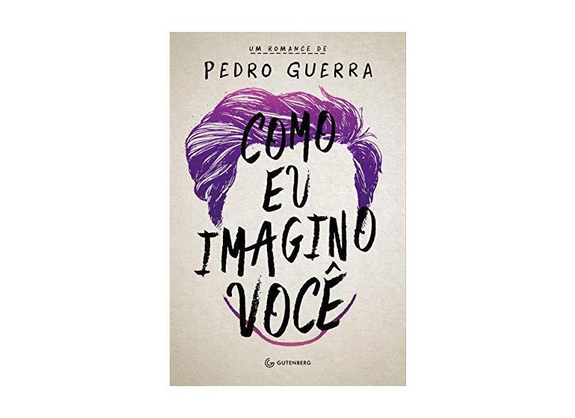 Como eu Imagino Você - Pedro Guerra - 9788582354674