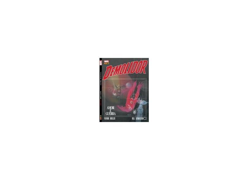 Demolidor: Amor E Guerra - Frank Miller - 9788583683445