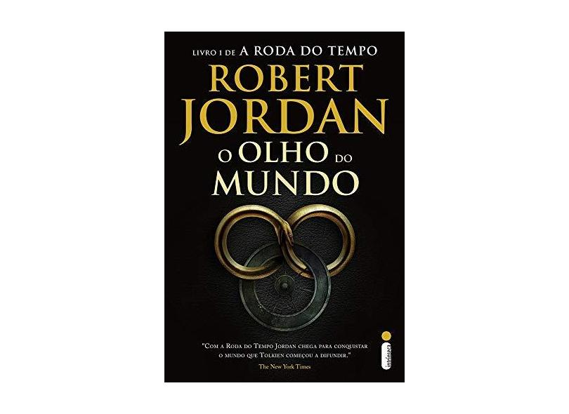 O Olho do Mundo - Robert Jordan - 9788580573619