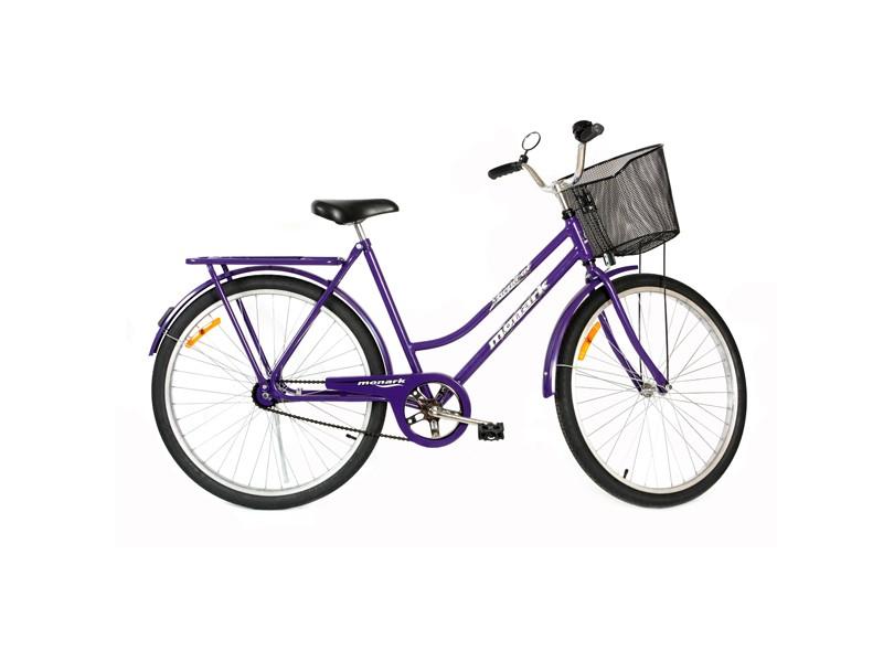 Bicicleta Monark Passeio Aro 26 Tropical CP