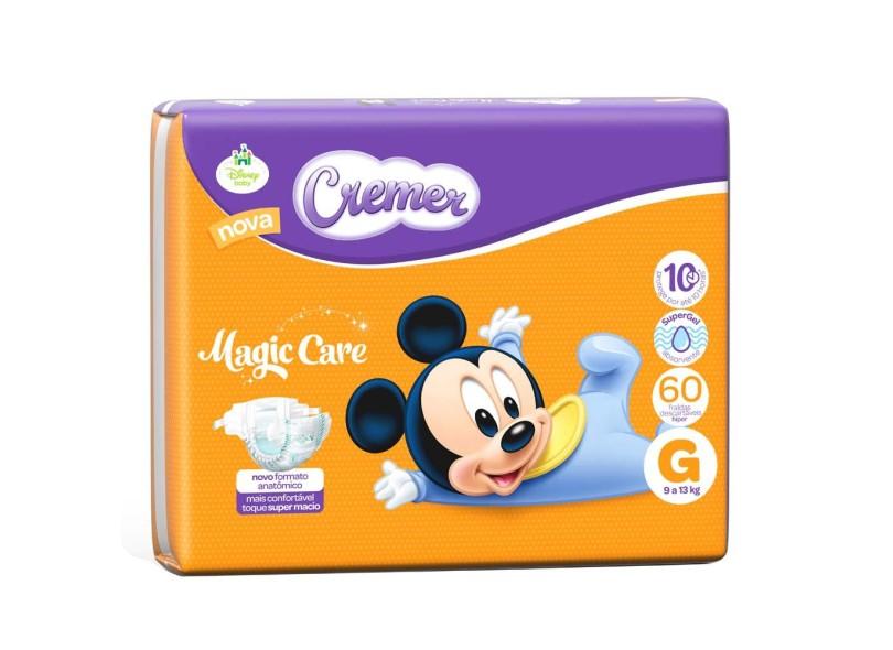 Fralda Cremer Disney Baby G Hiper 60 Und