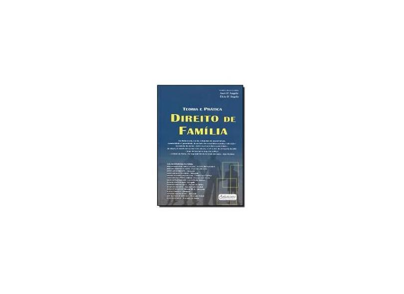 Teoria E Pratica Direito De Familia - Varios Autores - 9788561685119