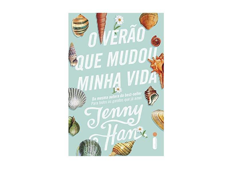 O verão que mudou minha vida: 1 - Jenny Han - 9788551004449
