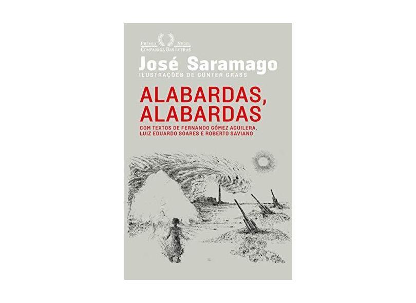 Alabardas, Alabardas, Espingardas, Espingardas - José Saramago - 9788535924909