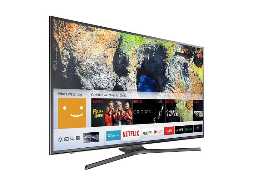 "Smart TV TV LED 65 "" Samsung 4K 65MU6100"