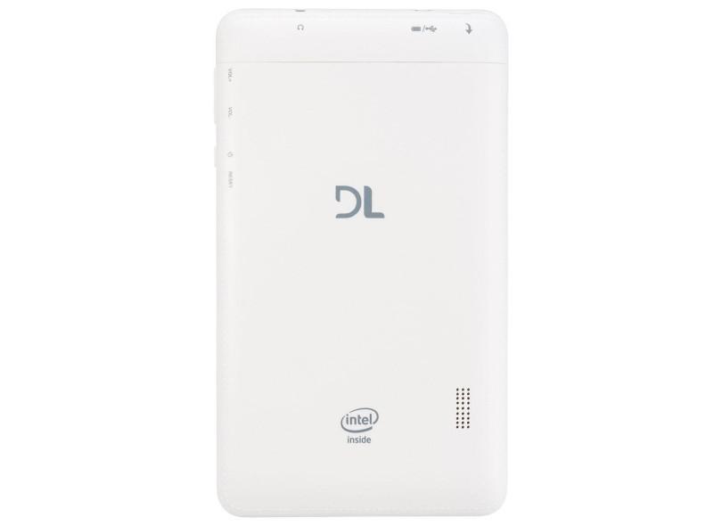 "Tablet DL Eletrônicos 3G 8.0 GB LCD 7 "" Android 5.1 (Lollipop) Tecphone 600"