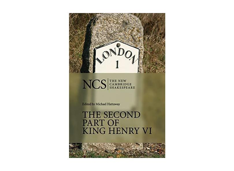 """The Second Part Of King Henry Vi - """"shakespeare, William"""" - 9780521377041"""
