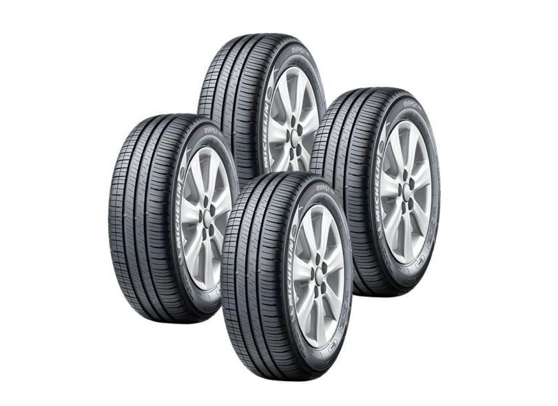 Kit 4 Pneus para Carro Michelin Energy XM2 Energy XM2 Aro 15 88H