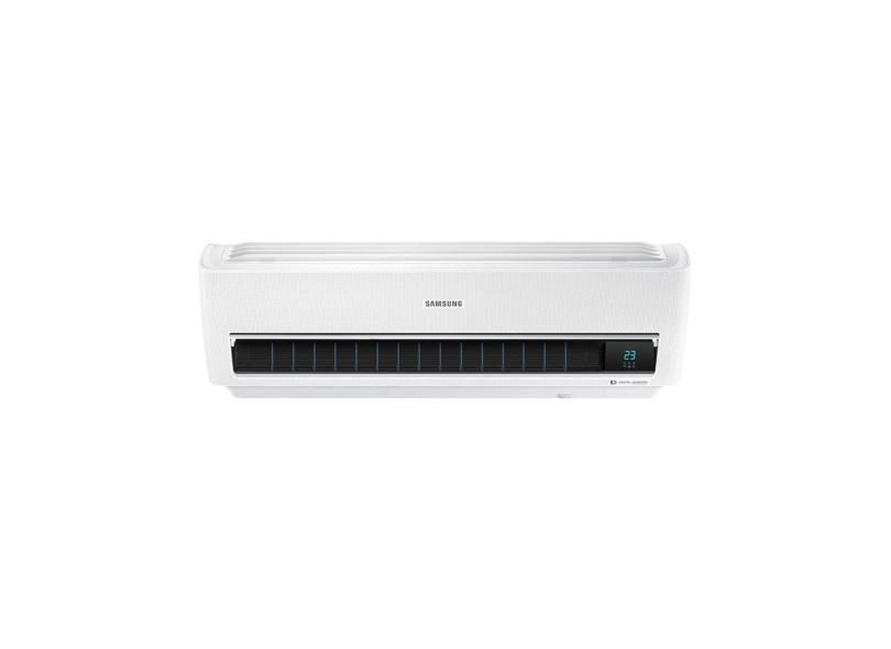 Ar Condicionado Split Hi Wall Samsung Wind Free 9000 BTUs Inverter Controle Remoto Quente/Frio AR09NSPXBWKXAZ