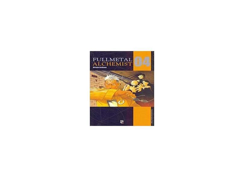 Fullmetal Alchemist 4 - Arakawa Hiromu - 9788545702184