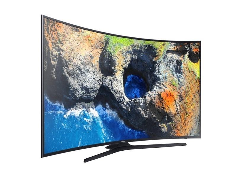 "Smart TV TV LED 49"" Samsung 4K 49MU6300"