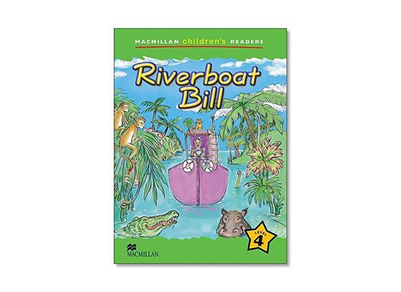 Riverboat Bill - Leanne Milles - 9781405057288