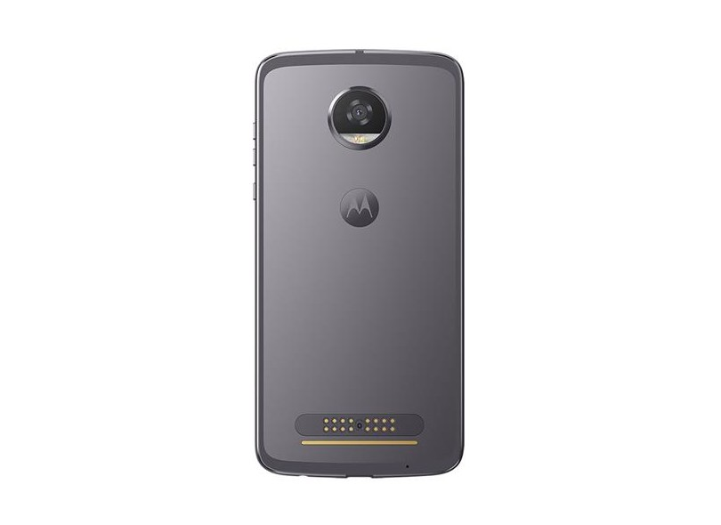Smartphone Motorola Moto Z Z2 Play Power Edition 64GB 2 Chips Android 7.1 (Nougat) 3G 4G Wi-Fi
