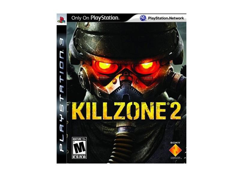 Jogo KillZone 2 Sony PS3