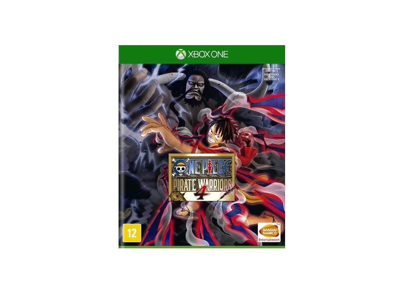 Jogo One Piece: Pirate Warriors 4 Xbox One Bandai Namco