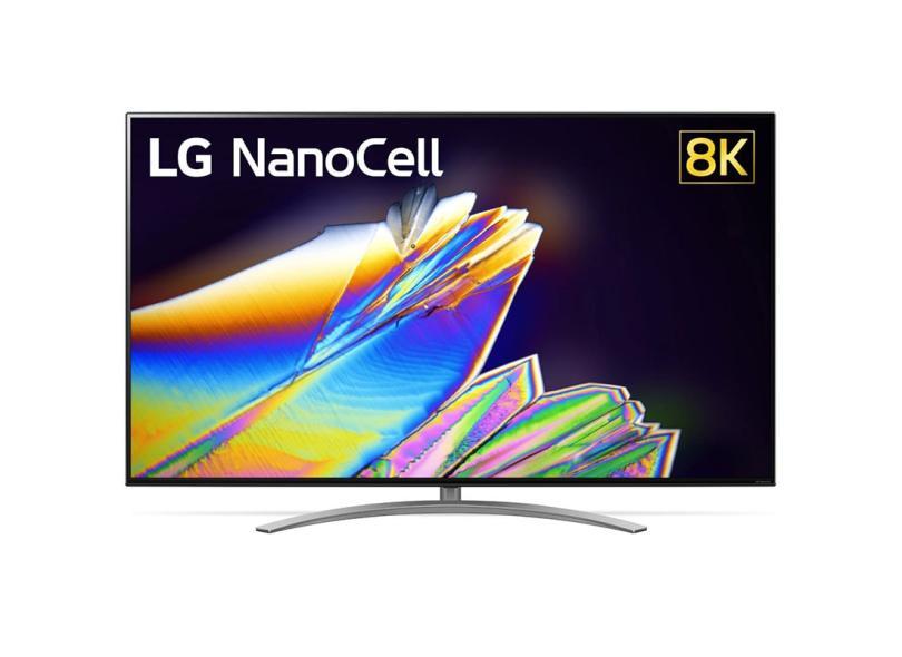 """Smart TV TV Nano Cristal 65 """" LG ThinQ AI 8K HDR 65NANO96SNA 4 HDMI"""