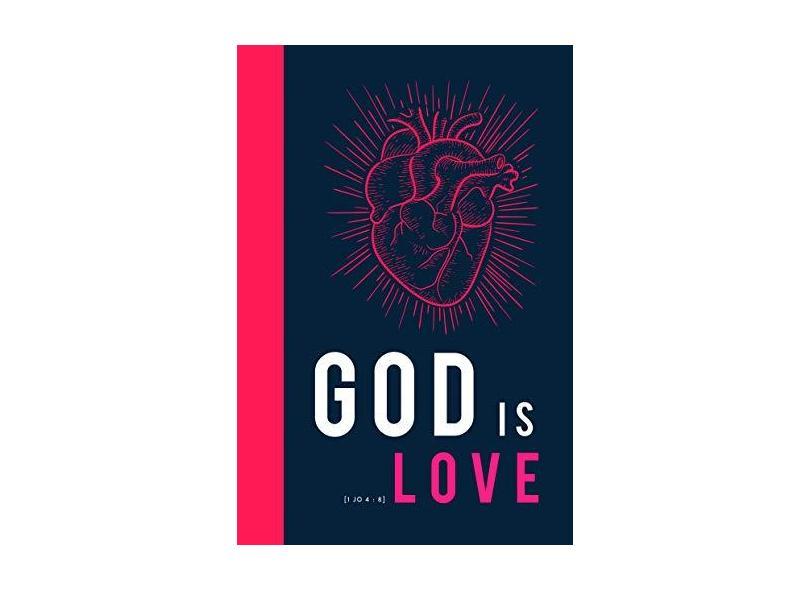 Bíblia NVT - God Is Love - Mundo Cristão - 7898665820070