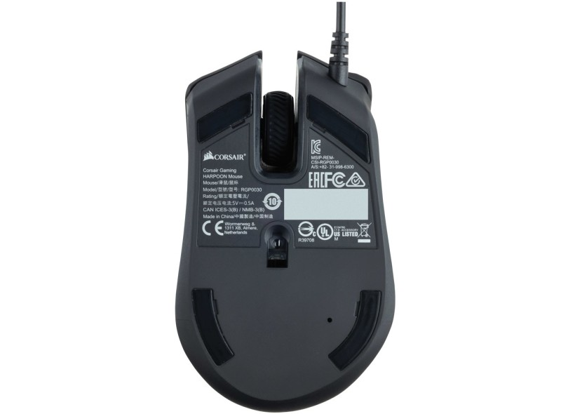 Mouse Óptico Gamer USB Harpoon - Corsair