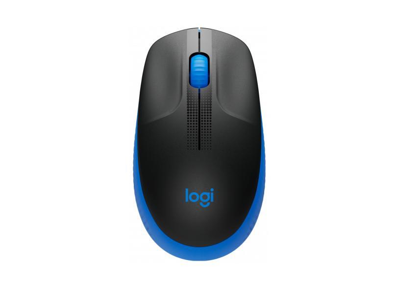 Mouse Óptico Notebook sem Fio M190 - Logitech