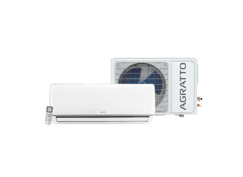 Ar Condicionado Split Hi Wall Agratto Neo 18000 BTUs Controle Remoto Quente/Frio ICS18QFR4-02