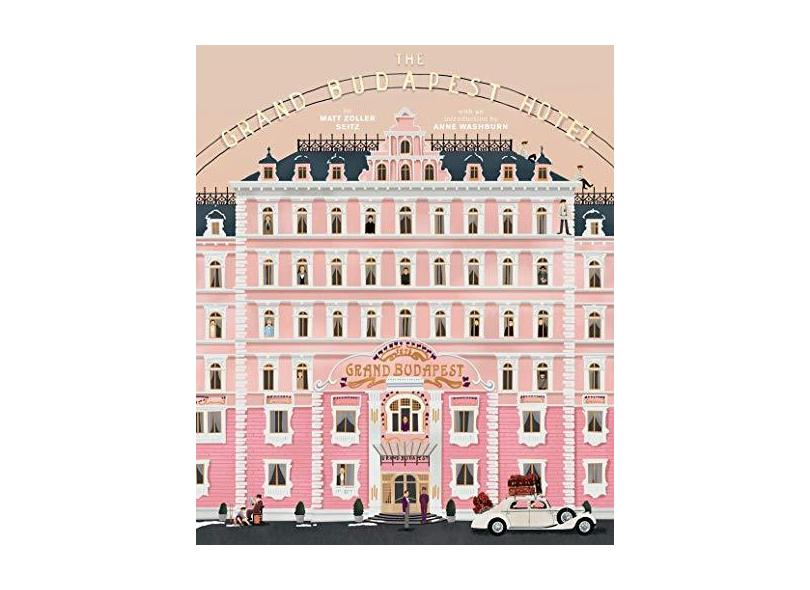 """The Wes Anderson Collection - """"washburn, Anne"""" - 9781419715716"""