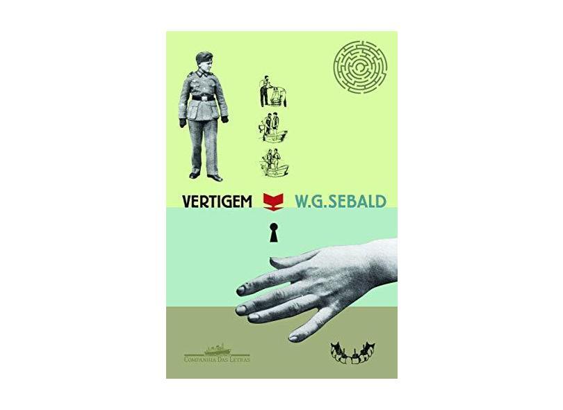 Vertigem - Sebald, W. G. - 9788535913347