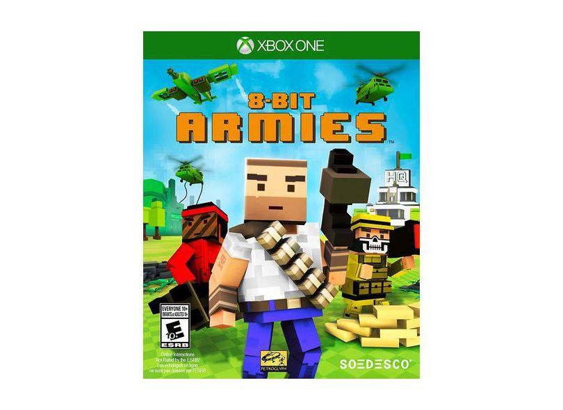 Jogo 8-Bit Armies Xbox One Soedesco