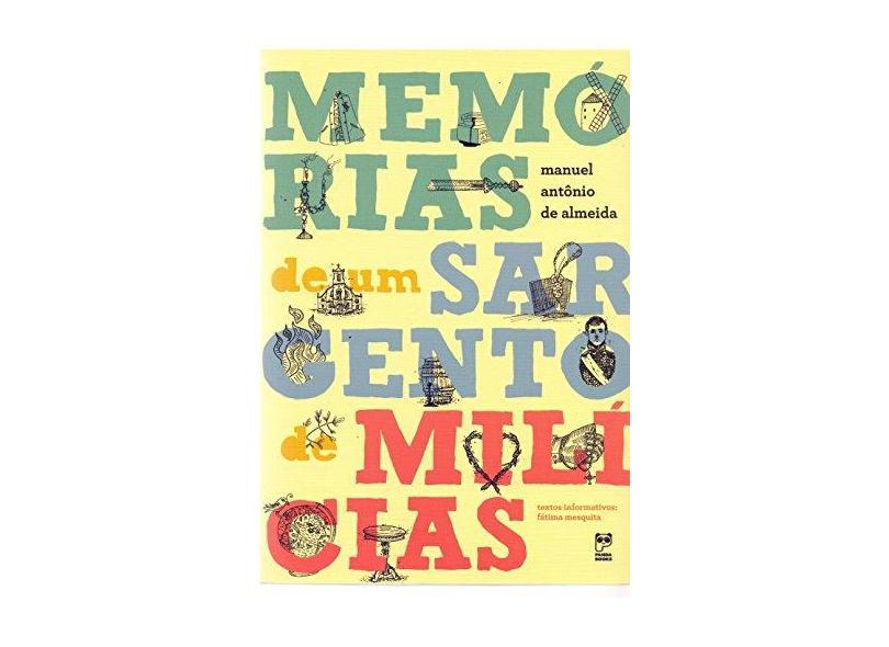 Memórias de Um Sargento de Milícias - Almeida, Manuel Antonio De - 9788578882174