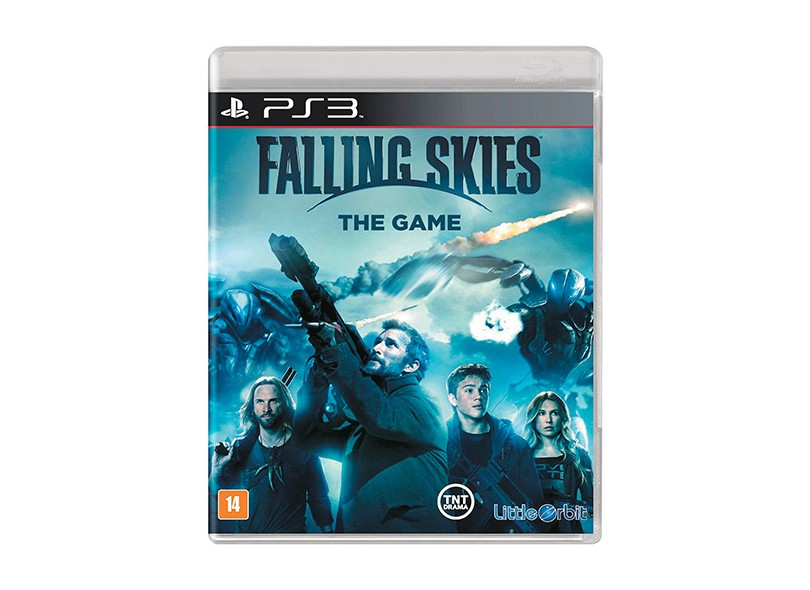 Jogo Falling Skies: The Game PlayStation 3 Little Orbit