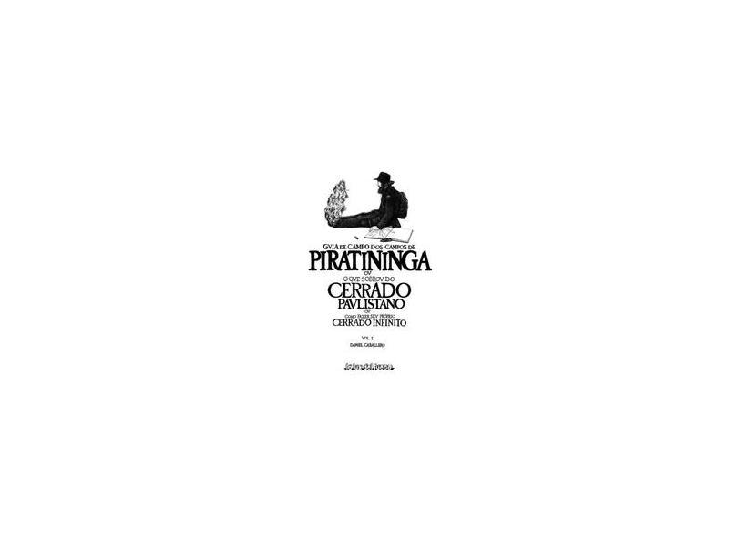 """V.1 Guia De Campo Dos Campos De Piratininga - """"caballero, Daniel"""" - 9788592174002"""