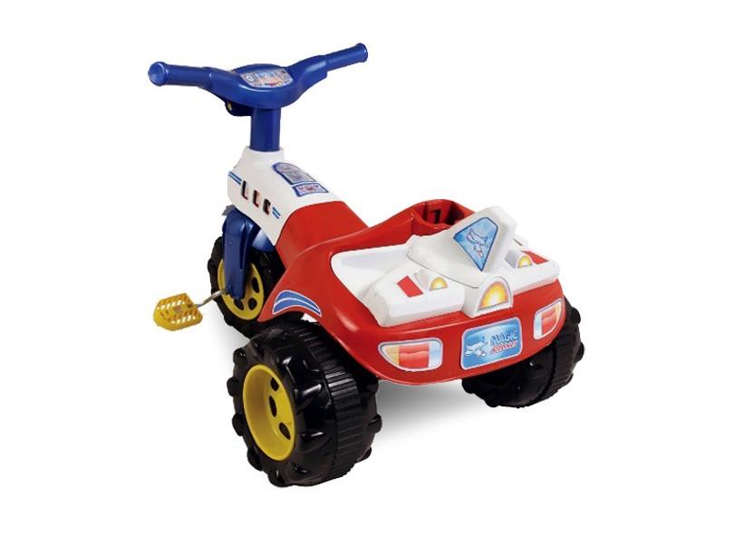 Triciclo Magic Toys Tico-Tico Avião