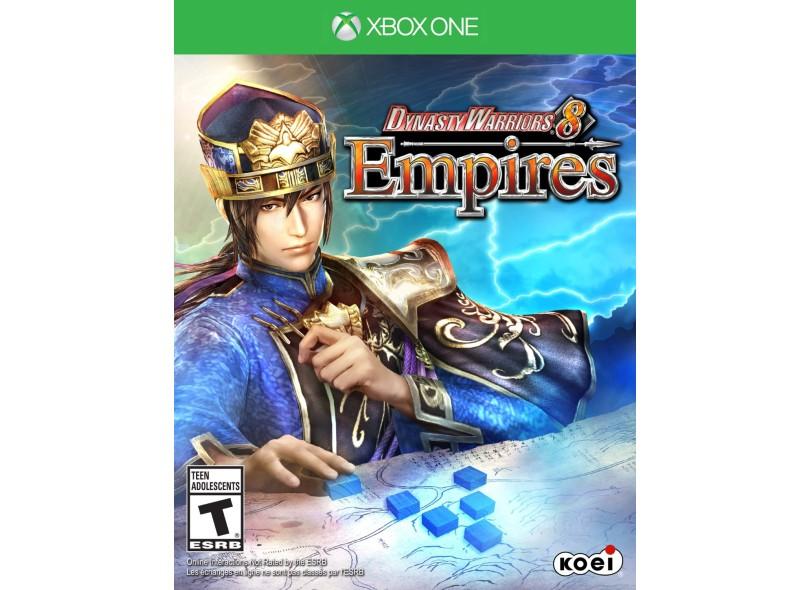 Jogo Dynasty Warriors Xbox One Koei