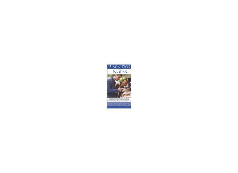 15 Minutos - Inglês - Com 02 CDS - Jane Wightwick - 9788574026442