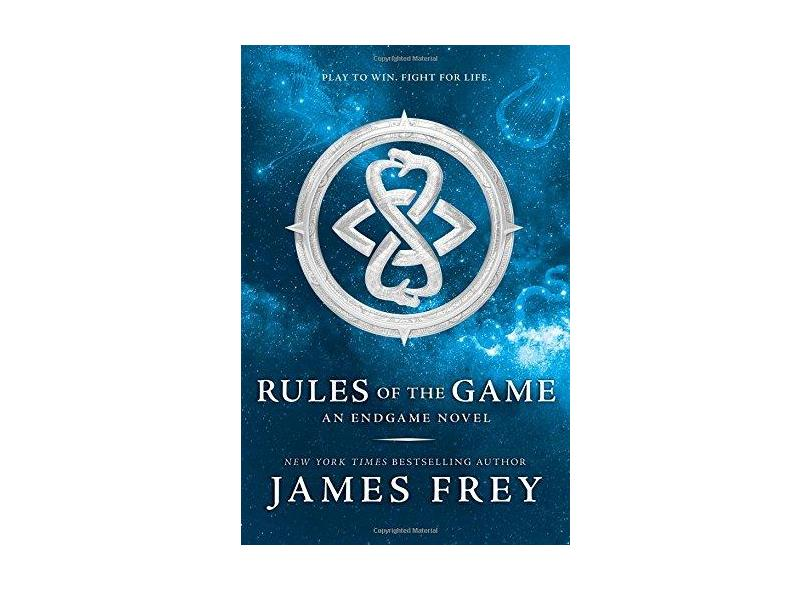 Rules of the Game (Endgame, Book 3) - James Frey - 9780007585267