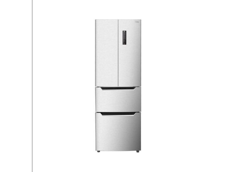 Geladeira Philco Frost Free French Door Inverse 299 l Inox PRF380I