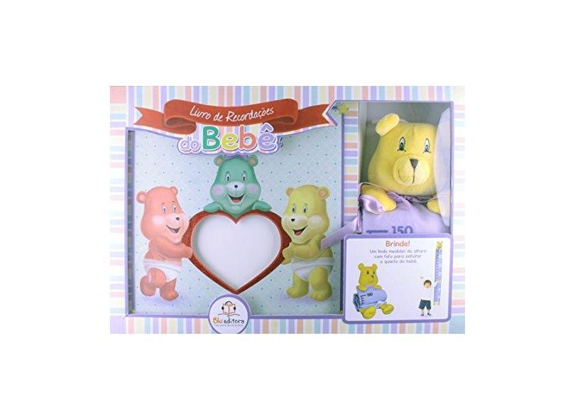 Livro de Recordações do Bebê - Editorial Blu Editora - 9788581021331