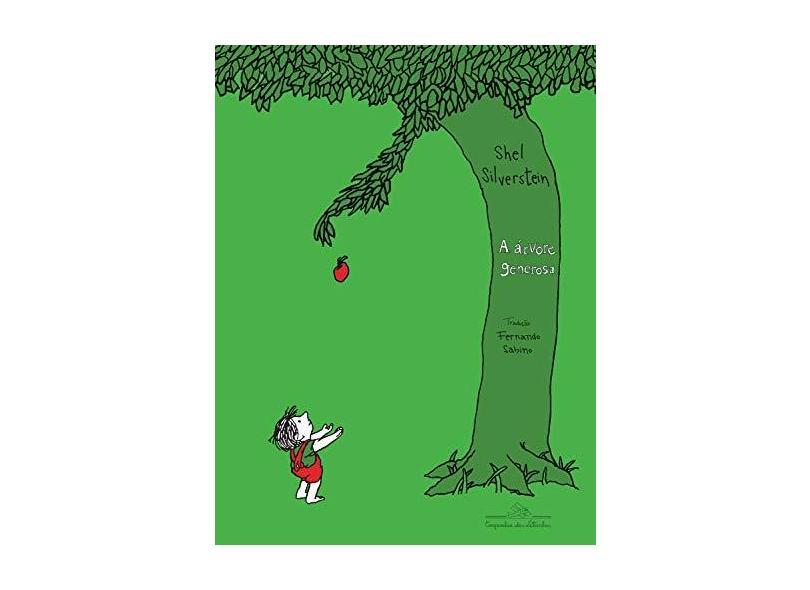 A Árvore Generosa - Silverstein, Shel - 9788574067537