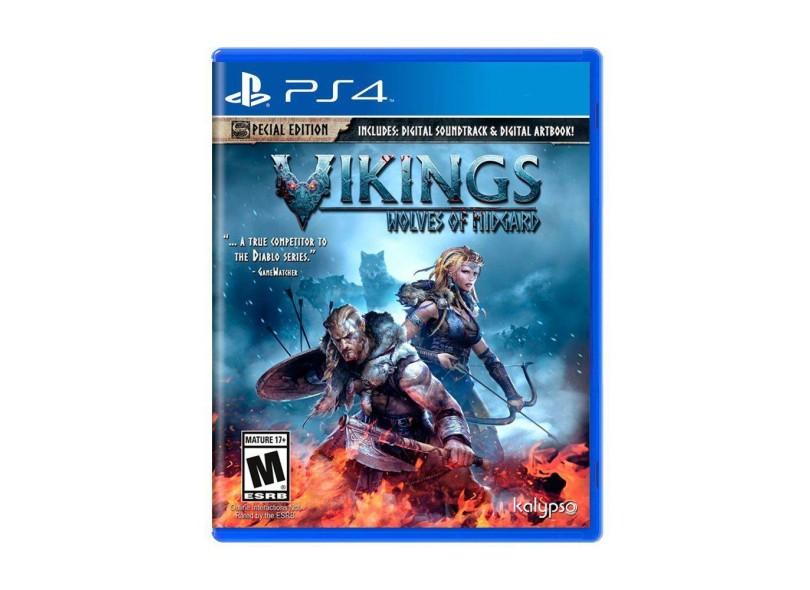 Jogo Vikings Wolves of Midgard PS4 Kalypso Media