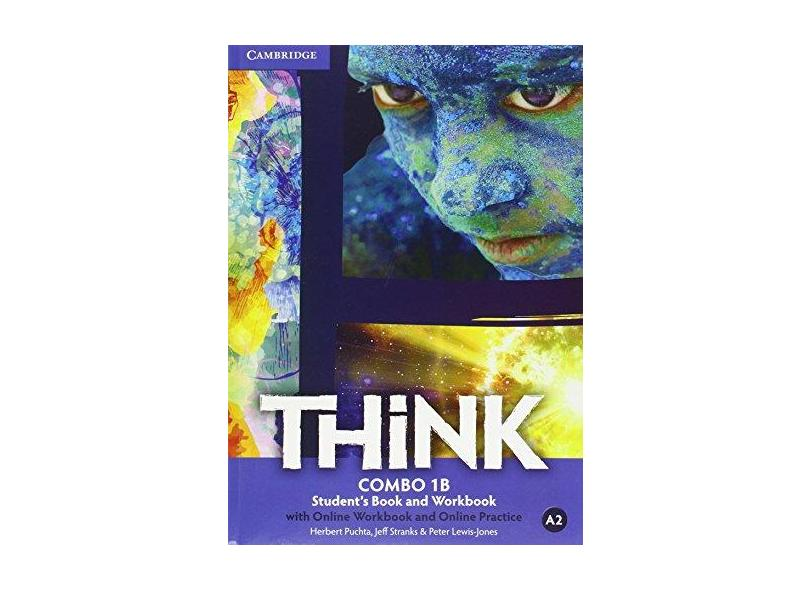 Think - Combo 1 B With Online Workbook And Online Practice - Puchta, Herbert - 9781107508859