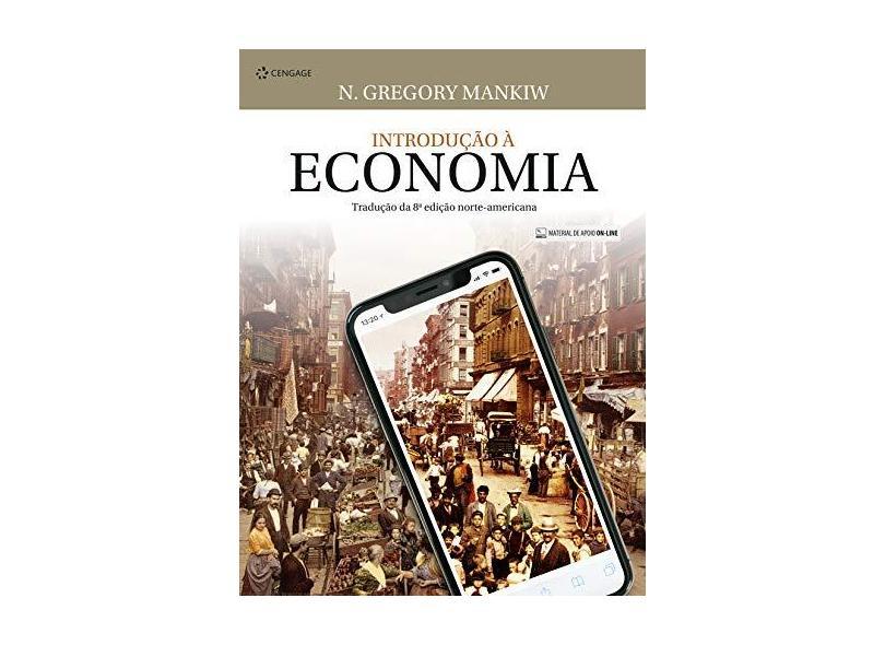 Introdução À Economia - N. Gregory Mankiw - 9788522127917